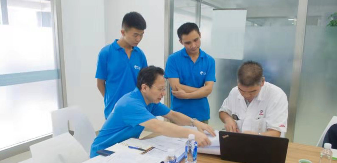 Wuyang Honda Technical Leaders Visit Yongmei Technology to Conduct Inspection and Guidance Work